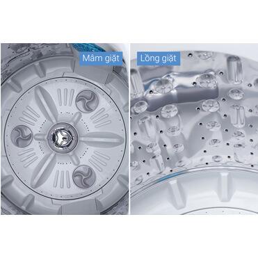Máy Giặt Lg 10.5 Kg T2350vsaw 4