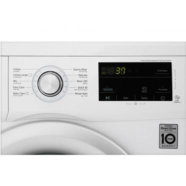 Máy Giặt Lg 9 Kg Fm1209n6w 5