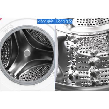 Máy Giặt Lg 9 Kg Fm1209n6w 6