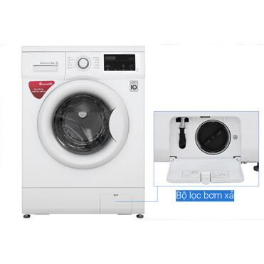 Máy Giặt Lg 9 Kg Fm1209n6w 7