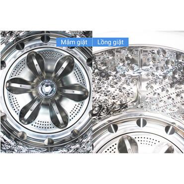 Máy Giặt Lg Inverter 10 Kg T2310dsam 4