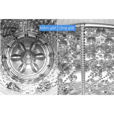 Máy Giặt Lg Inverter 11 Kg T2311dsal 4