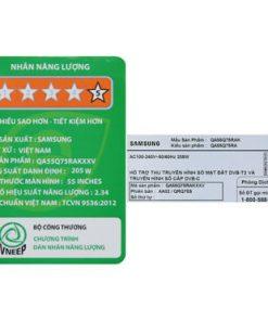 Smart Tivi Qled Samsung 55 Inch 55q75r 8