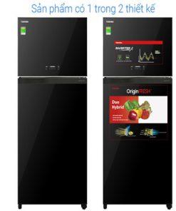 Tủ Lạnh Toshiba Inverter 608 Lít Gr Ag66va (xk)
