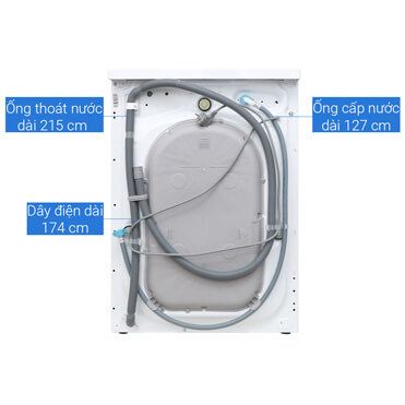 May Giat Electrolux Eww8023aewa 8