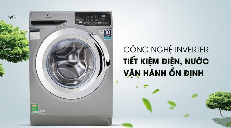 Máy giặt Electrolux Inverter 9 Kg EWF9025BQSA
