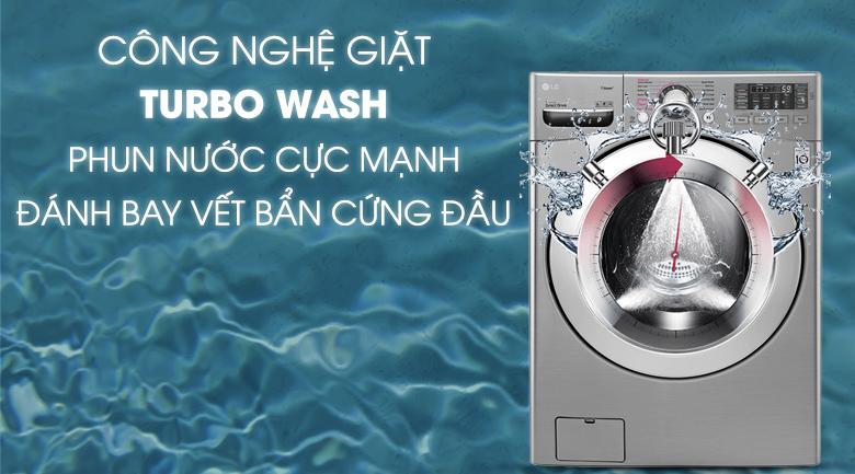Máy giặt LG 19 kg F2719SVBVB