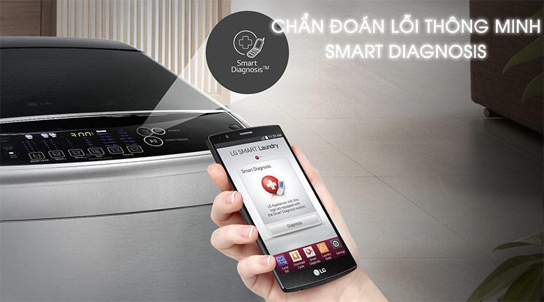 Máy giặt LG Inverter 10 kg T2310DSAM