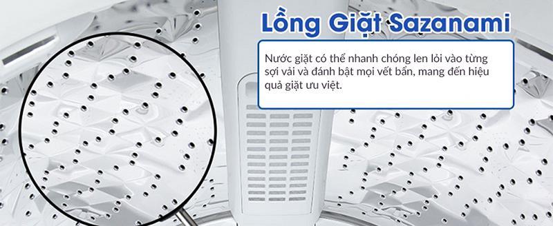 Máy giặt Panasonic 10 kg NA-F100A4GRV
