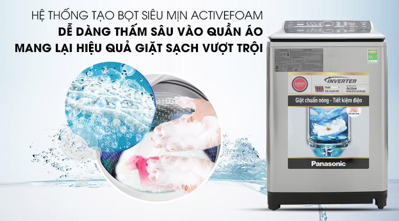 Máy giặt Panasonic 13.5 Kg NA-FS13V7SRV