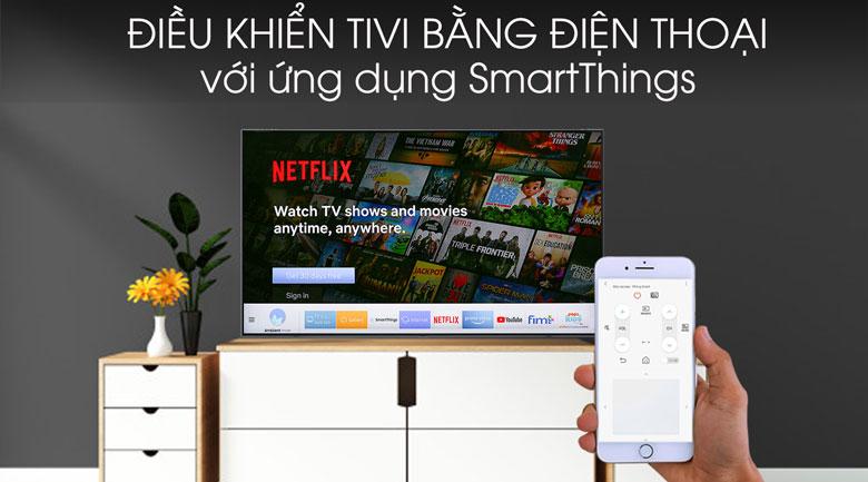 Smart Tivi QLED Samsung 55 inch 55Q75R