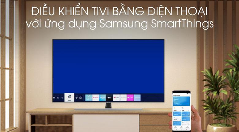 Smart Tivi QLED Samsung 85 inch 85Q70T