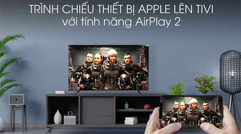 Smart Tivi Samsung 65 inch 65TU8100
