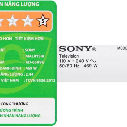 Tivi Oled Sony Kd 65a9g 9 2 Org