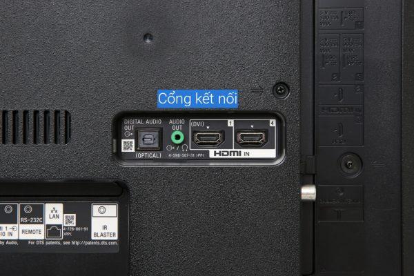 Tivi Sony Kd 55x8000g 6 Org
