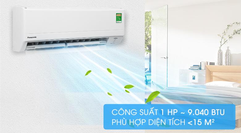 Điều Hòa Panasonic Inverter 1 HP CU/CS-PU9WKH-8M