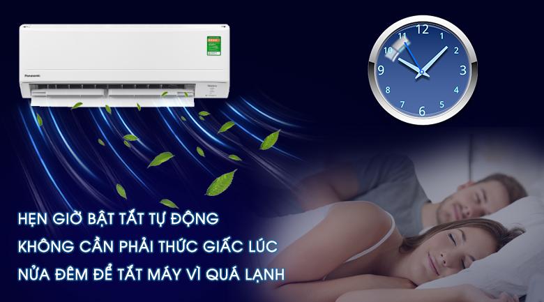 Điều Hòa Panasonic Inverter 2 HP CU/CS-PU18WKH-8M