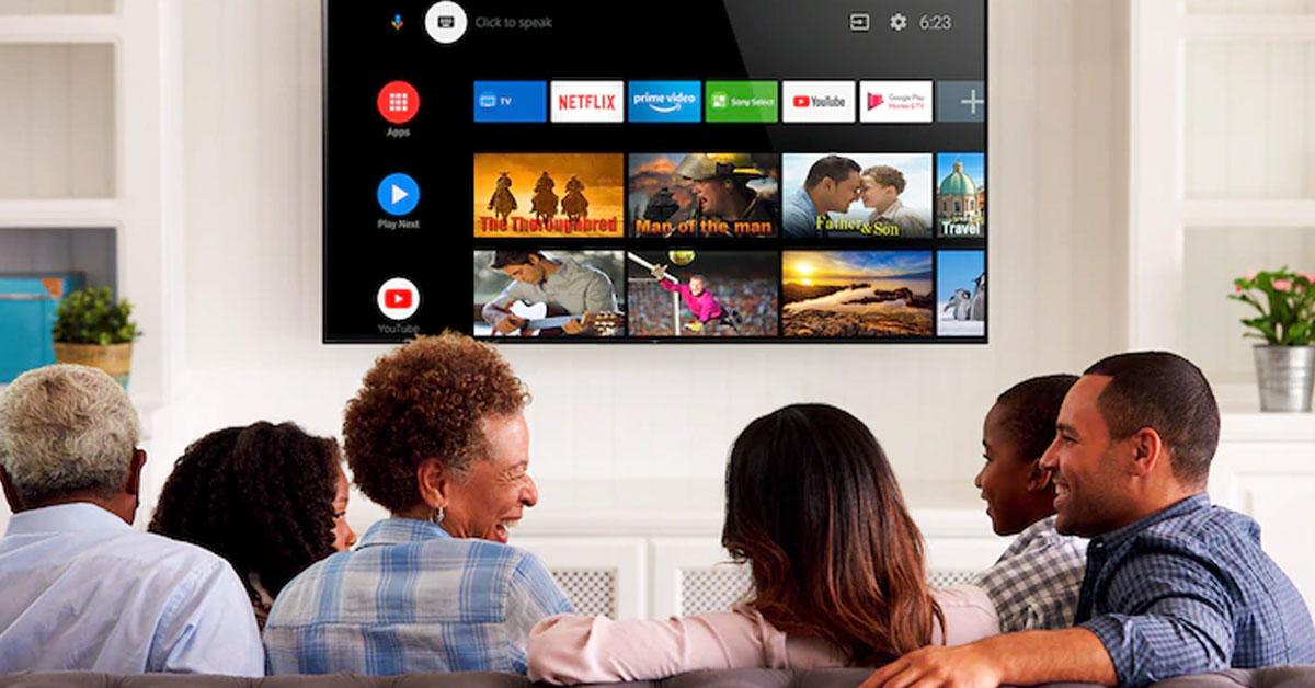 Smart Tivi 4K 65 inch Sony KD-65X8050H