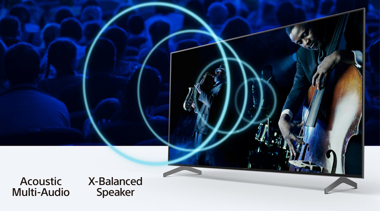 Android Tivi Sony 4K 65 inch KD-65X9000H