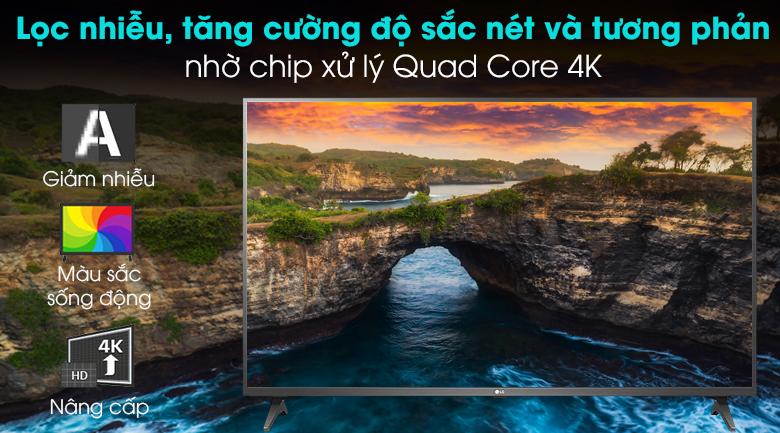 Smart Tivi LG 55 inch 55UN7350PTD
