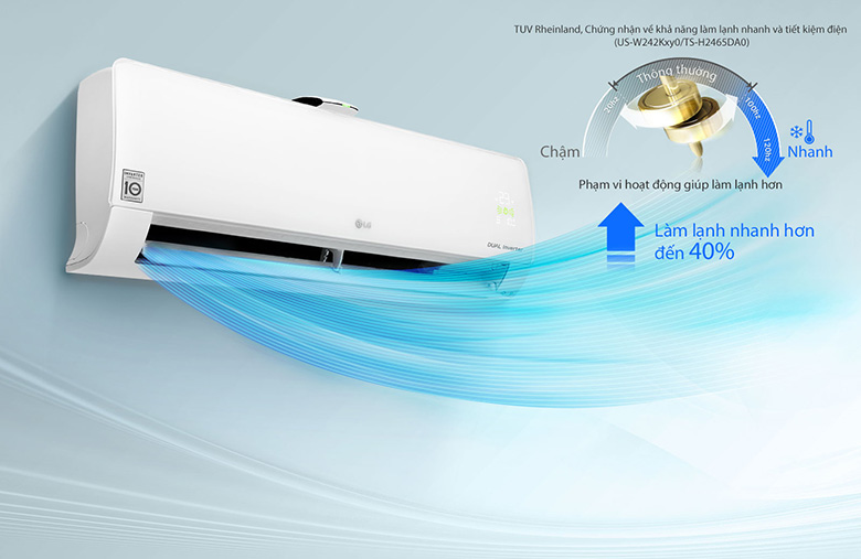 Điều hòa LG Inverter 12000BTU B13APF