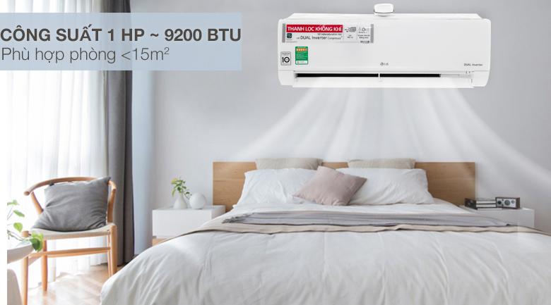 Máy lạnh LG Wifi Inverter 1 HP V10APF