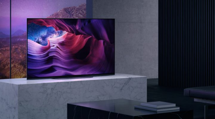 Android Tivi Oled Sony 4k 48 Inch Kd 48a9s 25365