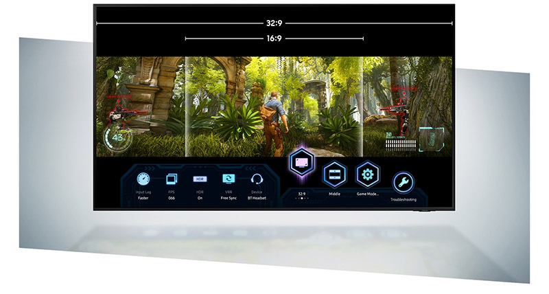 Smart Tivi Samsung 4k 43inch 43au9000 16