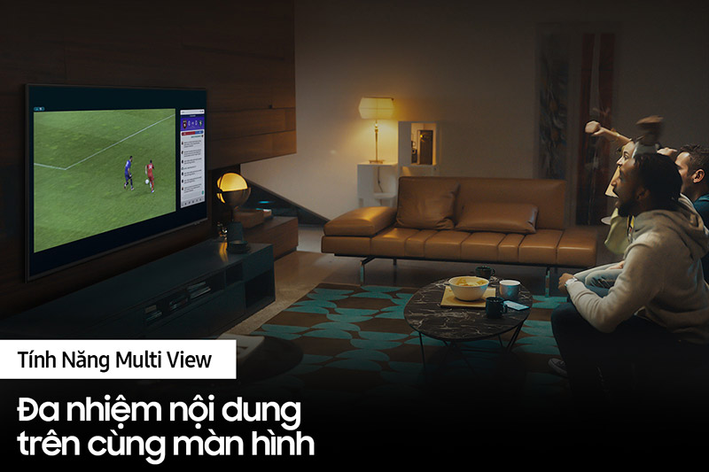 Smart Tivi Samsung 4k 43inch 43au9000 22