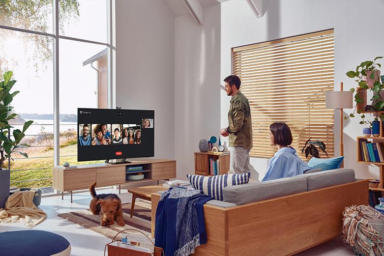 Smart Tivi Samsung 4k 43inch 43au9000 7