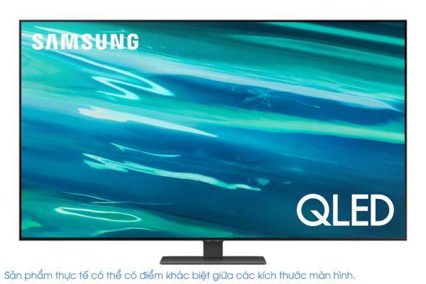 Smart Tivi Samsung Qled 4k 50inch Qa50q80aa