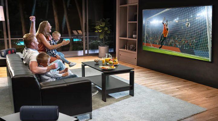 Smart Tivi LG 4K 65 inch âm thanh