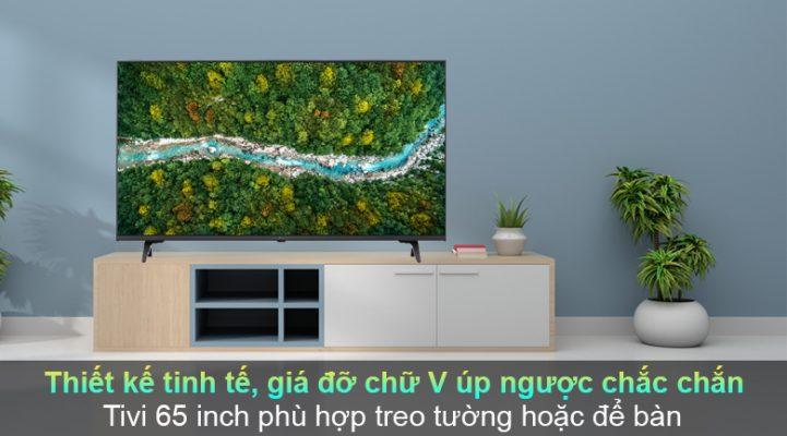 Smart Tivi LG 4K 65 inch 65UP7550PTC